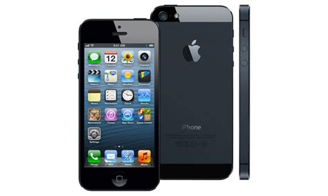 Iphone 5 16gb By Ep Jkt iphone 5 16gb 32gb of 64gb groupon goods