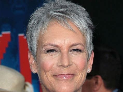 jamie lee haircut styles maintenance how to style hair like jamie lee curtis actresses