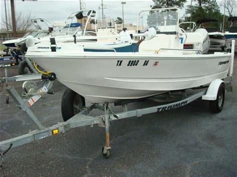triumph boat trailer 2009 triumph 170 cc 17 foot 2009 triumph motor boat in