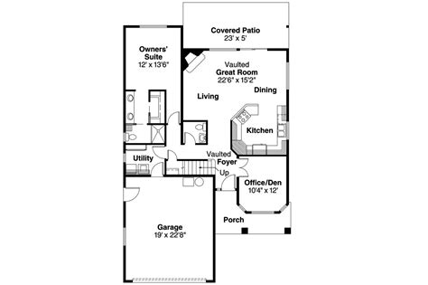 home plan design 550 sq ft contemporary house plans blanchard 30 550 associated