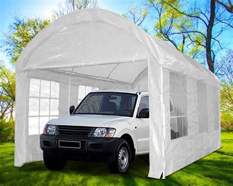 car awnings ebay quictent 6 x 3m heavy duty carport car shelter garage