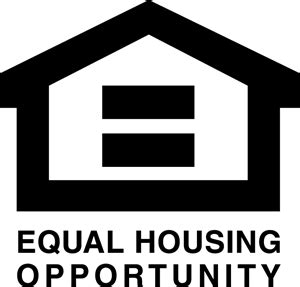 equal housing opportunity logo vector eps free download