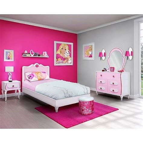 barbie bedroom furniture barbie bedroom set barbie home bed u0026 doll bedroom gift
