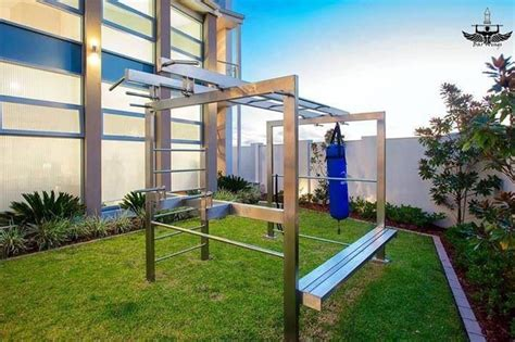 building a backyard gym backyard gym on pinterest 100 inspiring ideas to