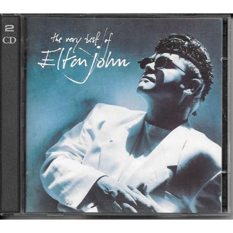 best of elton the best of elton by elton cd x 2 with