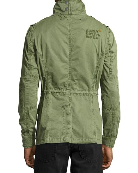 Zurrel Jaket Parka Canvas Premium Green lightweight green jacket outdoor jacket