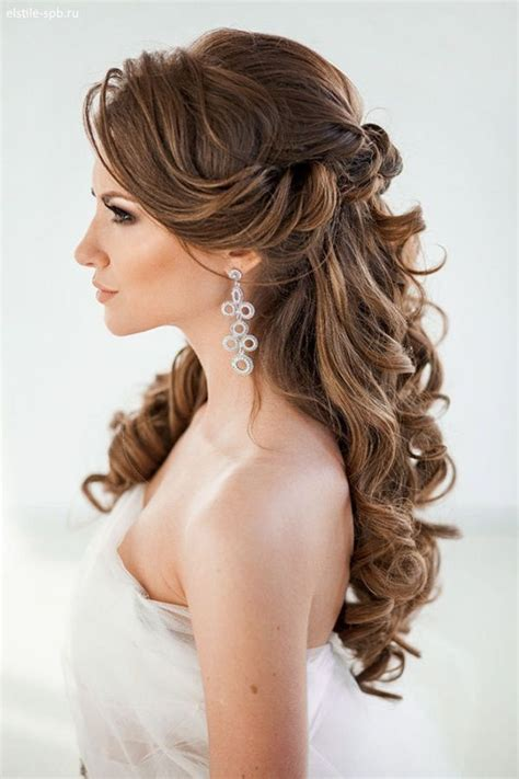 Bridal Hair Half Up Tutorial by Best 25 Half Up Wedding Ideas On Bridesmaid