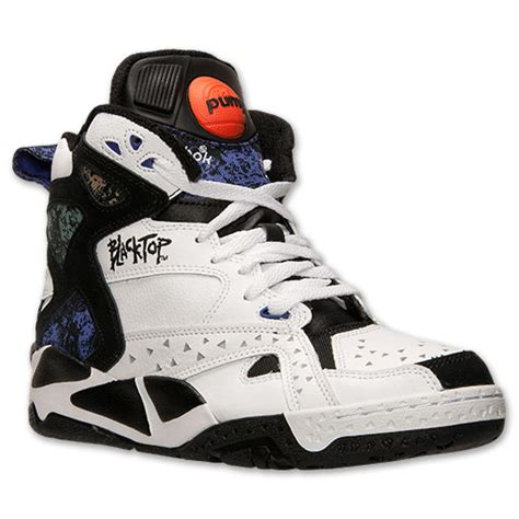 blacktop basketball shoes reebok blacktop battleground available now weartesters