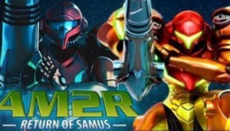 creator of cancelled metroid fan game am2r is the creator of metroid ii fan game am2r isn t mad about nintendo n4g