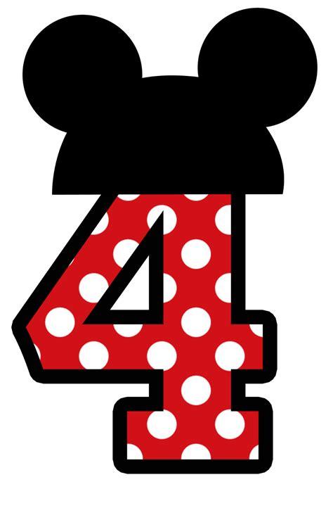 Mickey 4 Cavity 1 N 250 Meros Para Montagens Digitais Tema Minnie E Mickey