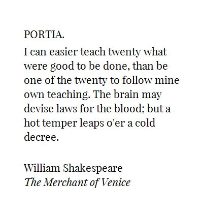 the merchant of venice quotes the merchant of venice william shakespeare shakespeare
