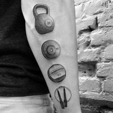 crossfit tattoos top 60 best crossfit tattoos for workout ink design