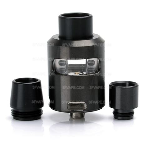 Tsunami Rda 24mm authentic geekvape tsunami plus rda 24mm black glass atomizer