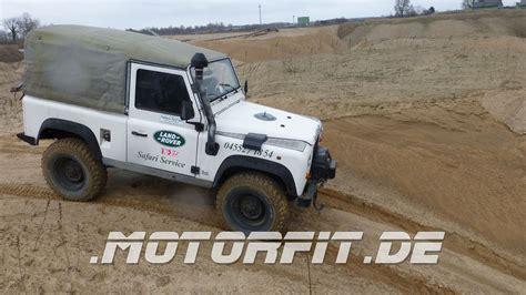 land rover safari 2018 land rover defender safari service ausfahrt motor fit de