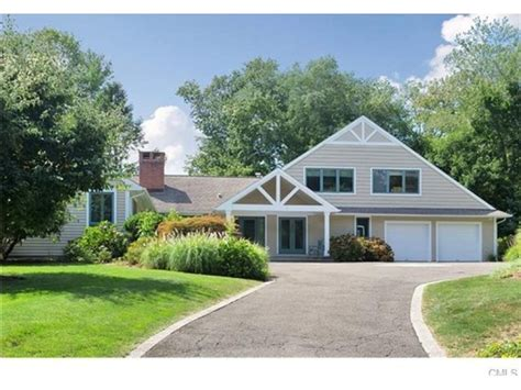new canaan homes for sale new canaan ct patch