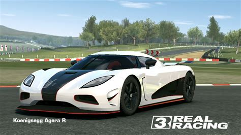 Lamborghini Agera Koenigsegg Agera R Real Racing 3 Wiki Fandom Powered