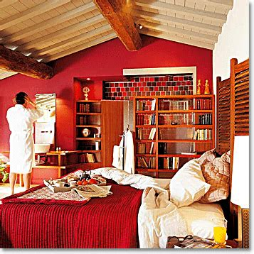 bright red bedroom red bedrooms from country to castle