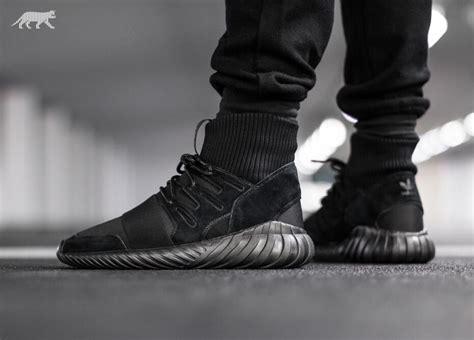 adidas tubular doom adidas tubular doom triple black the sole supplier