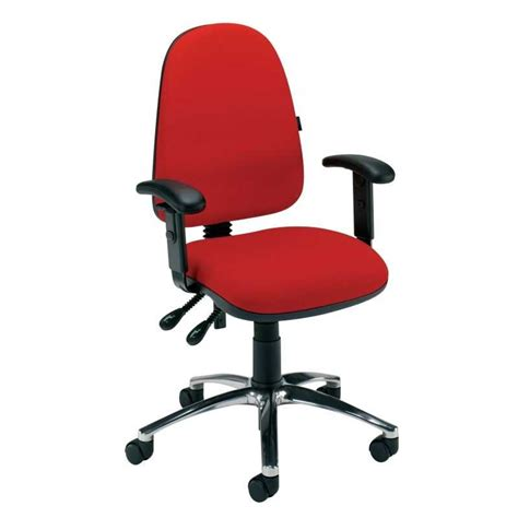 High Stool Chair With Back Sct5 High Back Operators Office Chair