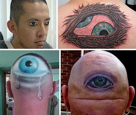 tattoos in inappropriate places 34 bad tattoos the awful the and the misspelled