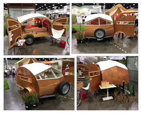 hutte hut hutte hut teardrop trailer jebiga design lifestyle