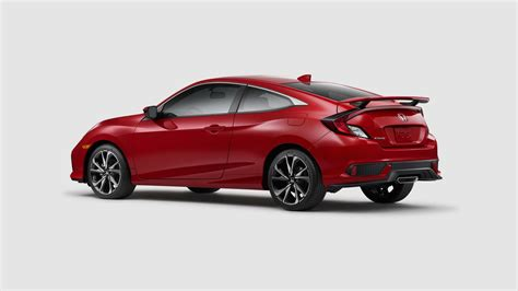 civic coupe 2018 2018 honda civic si sedan coupe coming with a 205hp 1 5l