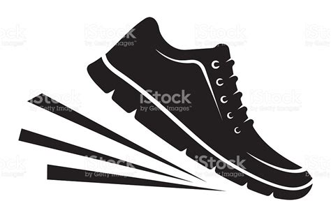 running shoes vector running shoes icon stock vector 480518610 istock