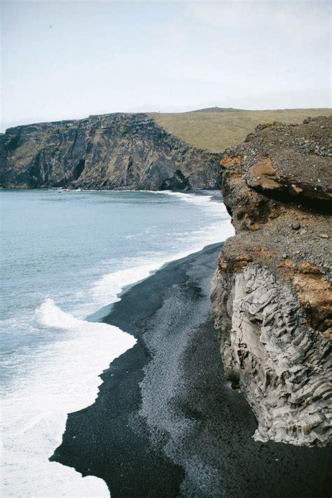 where is the black sand beach wildflowers blog iceland pt 3 vik black sand beach