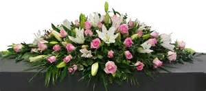 Personalised Vase Pink Rose Amp Lily Coffin Spray Maddisons Florist