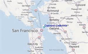 oakland california tide station location guide