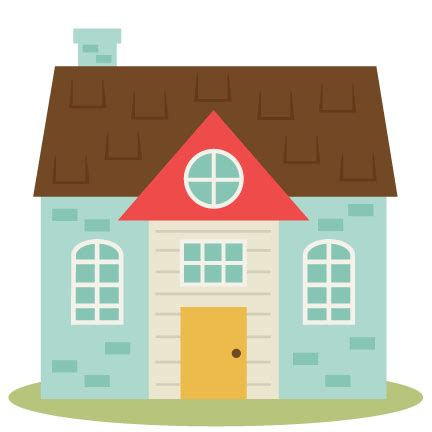 house cartoon png clipart best cute house set svg cutting files home svg cut file free
