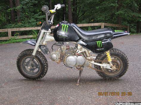 Honda Mini Motorcycle by Honda Mini Bikes