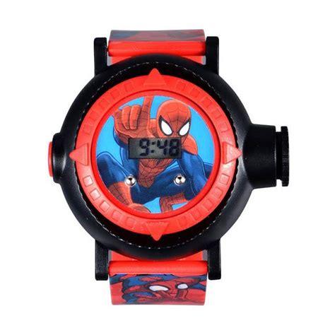Jam Tangan Anak Jepret jual accessoria marvel asmsq8118 projector jam tangan anak harga