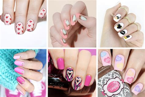 12 gorgeous valentines day nail ideas 2017 12 cute valentine s nail designs to try this weekend