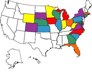 us map states traveled map united states visited us state map rv map with