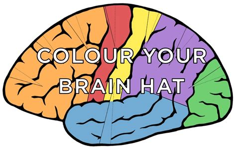 pdf of brain hat pictures to pin on pinterest pinsdaddy