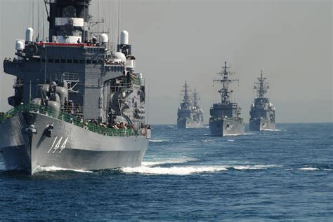 ship japan ships of the japan maritime self defense force