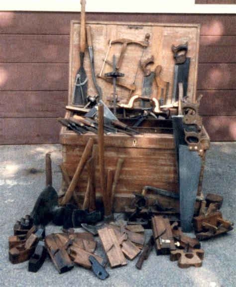a drifting cowboy british legacy collecting antique woodworking tools
