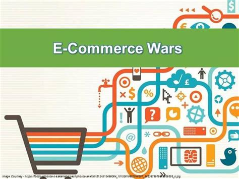 Growth Of Ecommerce In India And Ecommerce Competition Authorstream E Commerce Powerpoint Template