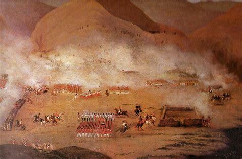 imagenes realistas wikipedia batalla de ayacucho historia universal
