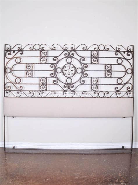 iron gate headboard 26 best images about relics client projects and client