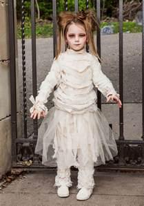 mummy halloween costumes for kids girls mummy costume