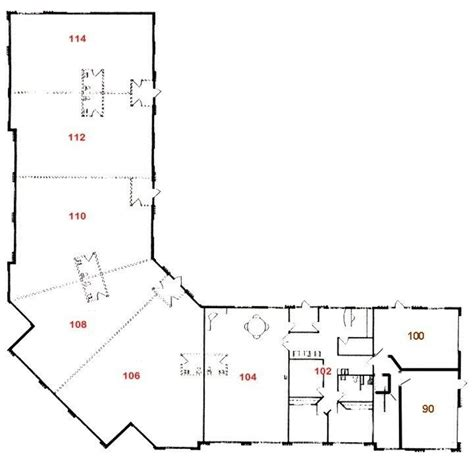 commercial complex floor plan commercial building plans strip mall plans building