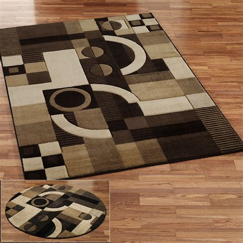 modern rugs furniture best floors and rugs brown square with