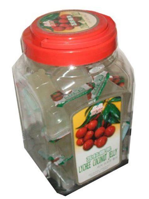 lychee fruit candy lychee jelly azn childhood pinterest