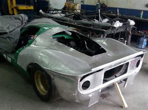 Handmade Car - alloycars porsche 550 spyder aluminum replica kit cars