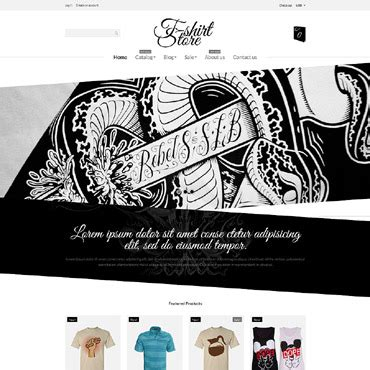 shopify themes for t shirts t shirt shop responsive shopify theme