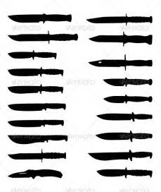 Swiss Army Kitchen Knives Gallery For Gt Military Knife Silhouette