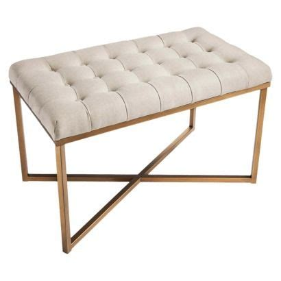 target threshold tufted bench 1000 ideas about target bedroom on pinterest target