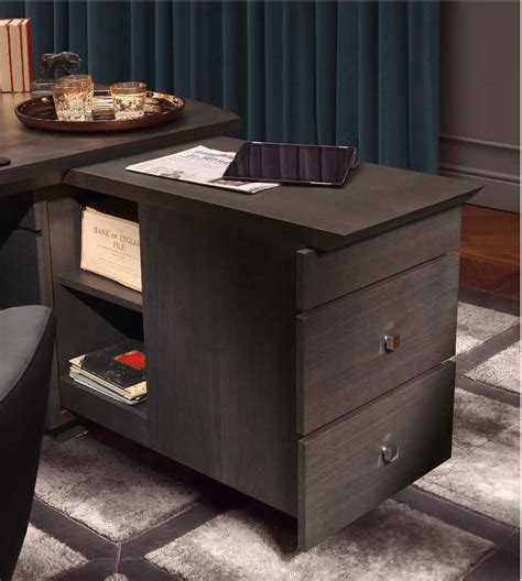 presidential desks writing desk with drawers presidential smania luxury